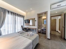 Pollis Hotel, hotel in Hersonissos