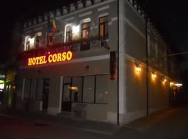 Hotel Corso, Hotel in Buzău