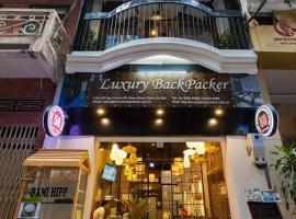 Luxury Backpakers Hotel, hotel near Ha Noi Train Station, Hanoi