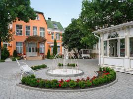 Kras Hotel Resort & Spa, отель в Ессентуках