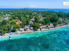 Bambu Cottages, holiday park in Gili Air