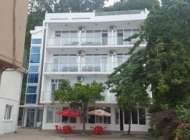 Hotel Del Mar, hotel in Kvariati