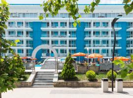 Hotel Bavaria Blu, hotel in Mamaia