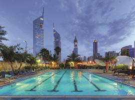 The Apartments, Dubai World Trade Centre Hotel Apartments, hotel in Dubai