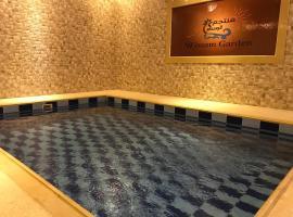 منتجع الوسام جاردن للنزل السياحية, resort in Taif