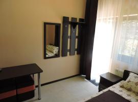 Mini gostinica na Kyibusheva, pet-friendly hotel in Gelendzhik