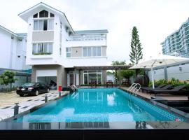 Huyen Sam Villa, nhà nghỉ dưỡng ở Vũng Tàu