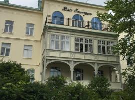 Hotell Temperance, отель в городе Худиксвалль