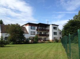 Hotel Saarland Lebach, hotel Lebachban