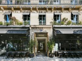 Hôtel National Des Arts et Métiers, viešbutis Paryžiuje