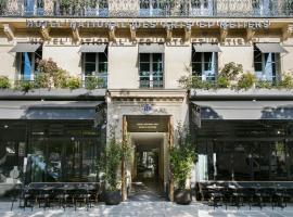 Hôtel National Des Arts et Métiers, отель в Париже