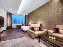 favehotel S. Parman Medan, отель в Медане