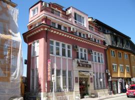 Hotel Kiev, hotel in Veliko Tŭrnovo