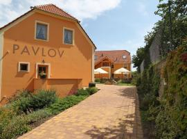 Hotel Pavlov, hotel v blízkosti zaujímavosti Aqualand Moravia (Pavlov)