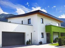 Greenhome Appartement, Ferienwohnung in Niedernsill