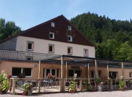 Domaine du Haut des Bluches, hotel in La Bresse