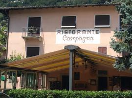 Ristorante Campagna, Hotel in der Nähe von: Bahnhof Bellinzona, Cugnasco
