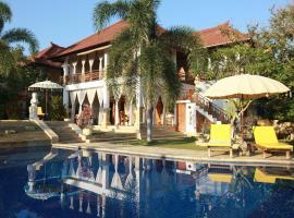 Villa Jakaranda and Villa Marakuya, resort in Lovina