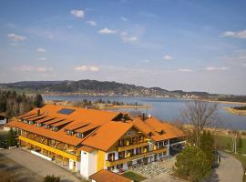 Landhotel Wiesbauer, отель в Фюссене