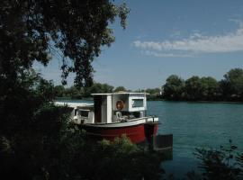 Péniche Espoir, boat in Avignon