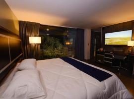 Rado Hotel - Santa María, hotel with jacuzzis in Trujillo