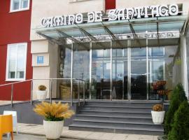Hotel Camino de Santiago, hotel in Castrillo del Val