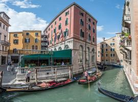 Hotel Bonvecchiati, hôtel à Venise (San Marco)