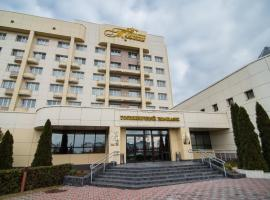 Turist Hotel, hotel in Bobruisk