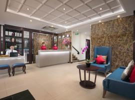 Serene Boutique Hotel & Spa, отель в Ханое
