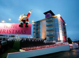 Hotel Christmas Numazu, hotel in Numazu