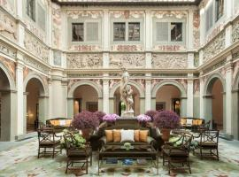 Four Seasons Hotel Firenze, hotel with pools in Florence