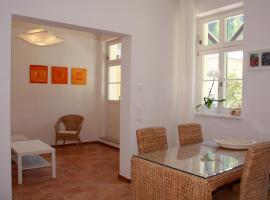 Villa Elise, apartment in Bad Schandau