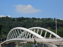 Ponte della musica Teatro Olimpico, hotel in zona Stadio Olimpico di Roma, Roma
