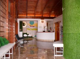 Hotel Lo Monte, hotel near Real Club de Golf Campoamor, Pilar de la Horadada