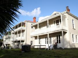Verandahs Parkside Lodge, hostel in Auckland