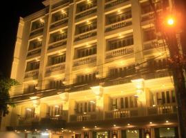 Herald Suites Polaris, hotel in Manila