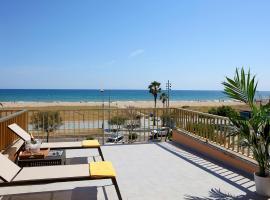 Aparthotel Solifemar, hotel in Castelldefels