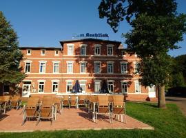 Hotel Seeblick, Hotel in Barhöft