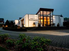 Hotel Boomgaard, hotel dicht bij: Luchthaven Maastricht-Aachen - MST, Lanaken