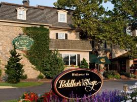Golden Plough Inn, hôtel à New Hope
