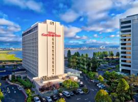 Hilton Garden Inn San Francisco/Oakland Bay Bridge, hotel near Paramount Theater, Emeryville