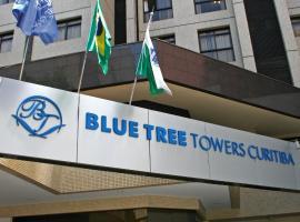 Blue Tree Towers Saint Michel, hotel in Curitiba City Centre, Curitiba
