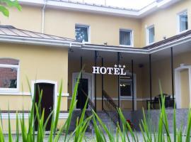 Бутик-Отель Столица, отель в Гатчине