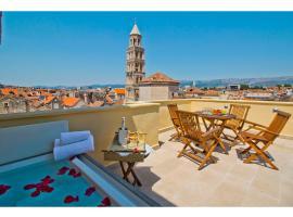 Diocletian Apartment Terazza Grande, apartment in Split