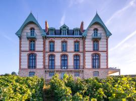 Chateau de Sacy, hotel in Sacy