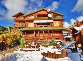 Urochyshe Vyshnya, hotel in Bukovel