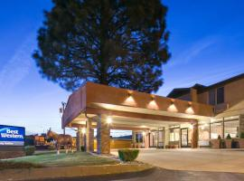 Best Western Pony Soldier Inn & Suites, hotel near Greater Flagstaff Chamber of Commerce, Flagstaff