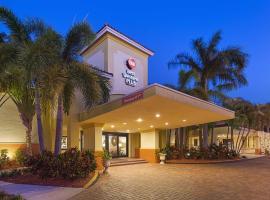Best Western Plus University Inn, Hotel in Boca Raton