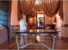 San Anselmo, luxury hotel in Rome