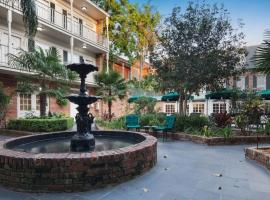 Best Western Plus French Quarter Courtyard Hotel, hotel in New Orleans